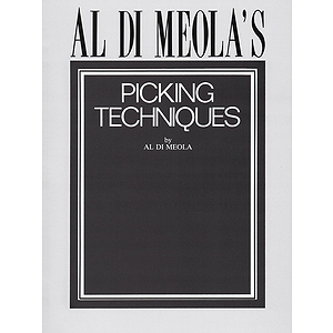 Al Di Meola&#039;s Picking Techniques
