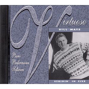 Bill Mays - Stridin' in Five
