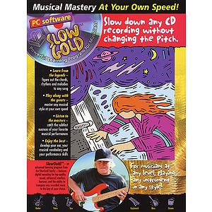 SlowGold CD-ROM