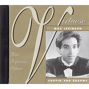 Max Levinson - Chopin and Brahms