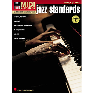 Vol. 8 Jazz Standards