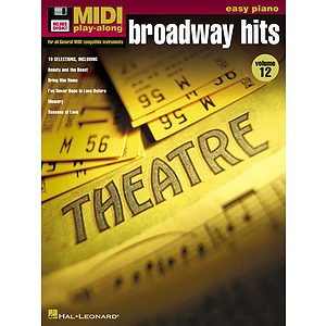 Vol. 12 Broadway Hits