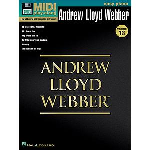 Vol. 13 Andrew Lloyd Webber