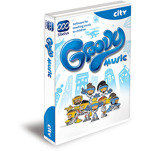 Groovy City - Volume 3