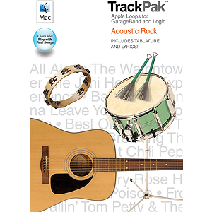 Acoustic Rock TrackPak