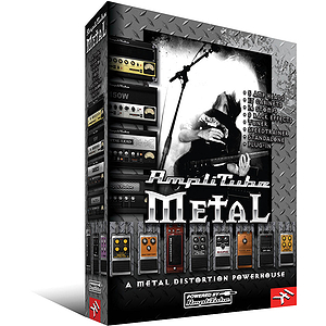 AmpliTube Metal