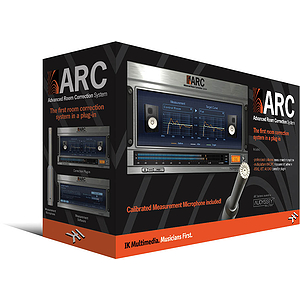 IK Multimedia ARC System (Advanced Room Correction System)