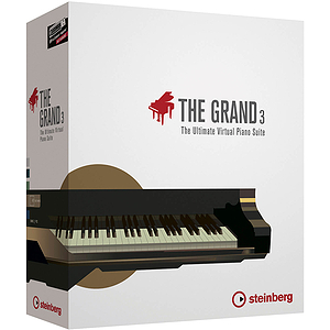 Steinberg Grand 3 - The Ultimate Virtual Piano Suite