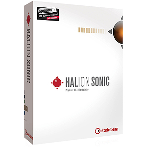 Steinberg HALion Sonic VST Workstation