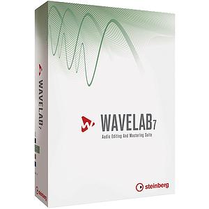 Steinberg Wavelab 7 - Educational Edition