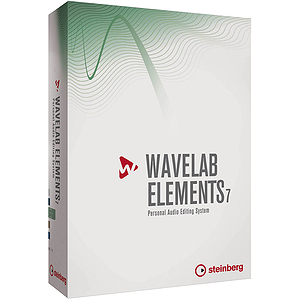 Steinberg Wavelab 7 Essential