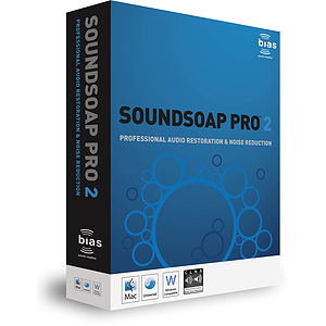 Bias SoundSoap Pro 2