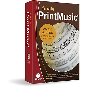 Finale Print Music 2011