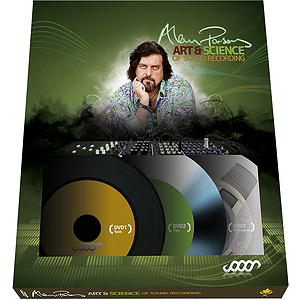 Alan Parsons' The Art & Science of Sound Recording (DVD)
