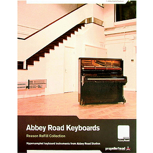 Propellerhead Reason Abbey Road Keyboards Refill