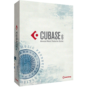 Steinberg Cubase 6 Professional Recording Software