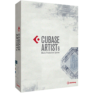 Steinberg Cubase Artist 6 Education Edition