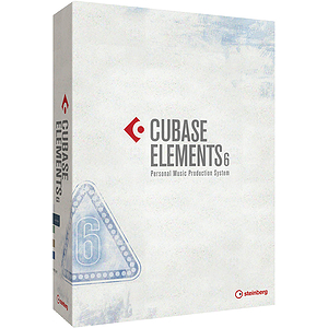 Steinberg Cubase Elements 6 Professional