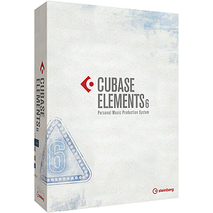 Steinberg Cubase Elements 6 Education Edition