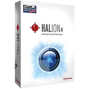 Steinberg Halion 4 Professional Edition