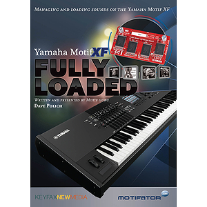 Motif XF Fully Loaded (DVD)