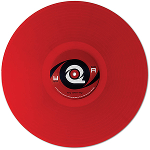 M-Audio Torq Control Vinyl Replacement Disk - Red