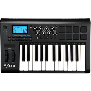 M-Audio Axiom 25 USB MIDI Keyboard 2.0