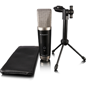 Avid Vocal Studio Home Recording Package - USB Microphone with Recording Software