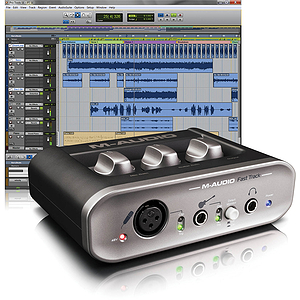 Avid Recording Studio Home Recording Package - Audio Interface with Recording Software