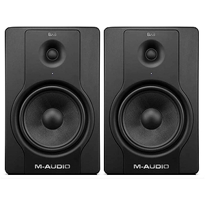 M-Audio BX8 D2 Bi-Amplified Studio Monitors (Pair)