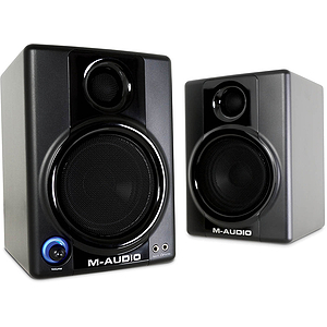 M-Audio Studiophile AV 30 Compact Monitor Speakers (Pair)