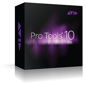 Pro Tools 10 Boxed