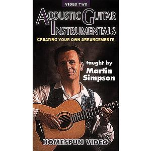 Acoustic Guitar Instrumentals (VHS)
