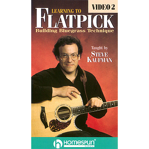 Learning to Flatpick (VHS)