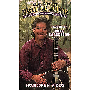 The Art of Flatpick Guitar (VHS)