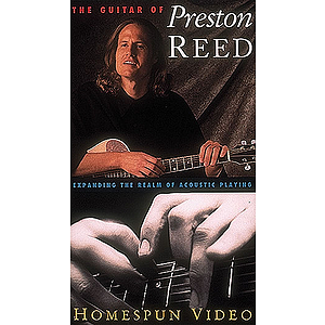 The Guitar of Preston Reed (VHS)