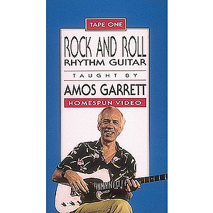 Rock and Roll Rhythm Guitar (VHS)