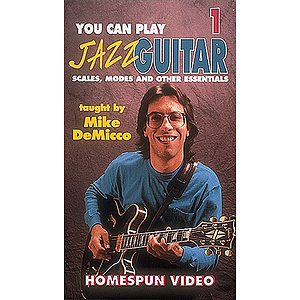 You Can Play Jazz Guitar (VHS)