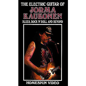 The Electric Guitar of Jorma Kaukonen (VHS)