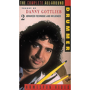 The Complete All-Around Drummer - Video Two (VHS)