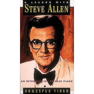 A Lesson with Steve Allen (VHS)