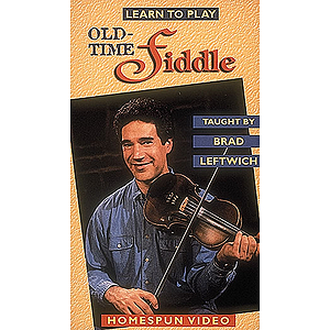 Learn to Play Old-Time Fiddle - Video One (VHS)