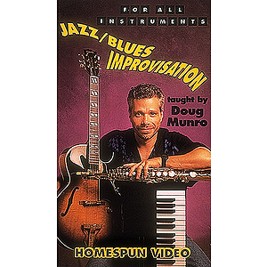 Jazz/Blues Improvisation (VHS)
