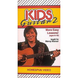 Kids' Guitar (VHS)
