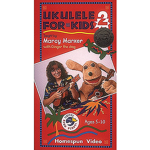 Ukulele for Kids - Volume 2 (VHS)