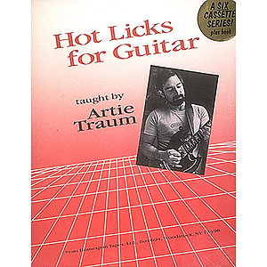 Hot Licks For Guitar - Level 3 (Includes Tab) 6 Cassettes