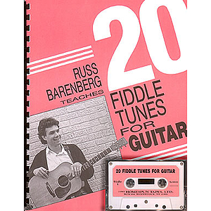 Twenty Fiddle Tunes For Guitar 20 Cassette