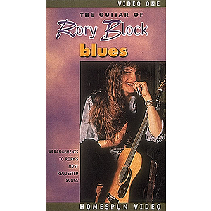 The Guitar of Rory Block (VHS)