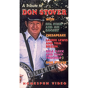 A Tribute to Don Stover (VHS)