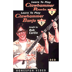 Learn to Play Clawhammer Banjo (VHS)